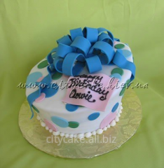 Cake gift No. 42 product code: 15615