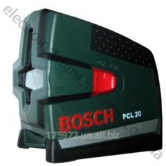 Лазерные нивелиры Bosch PLC 20
