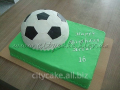 Cake thematic No. 0040 product code: 3-0040