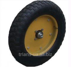 Wheel to wheelbarrow 3.5 * 10