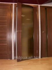 Doors interroom shponirovanny Dnipropetrovsk