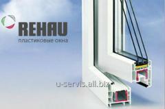 Metalplastic Rehau windows