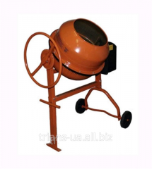 Concrete mixer electric LIMEX LS-125