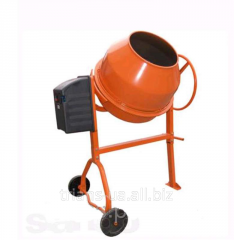 Concrete mixer electric LIMEX LS-165