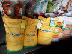 Комбикорм для кроликов тм Kormix