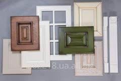 Facade furniture wooden