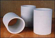 Элементы фильтрующие из фторопласта (4 типа) ФЭП