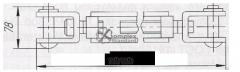 Coupling tension NM-300