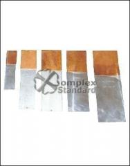 Plate transitional copper alyuminiyevyaya MA 40x4