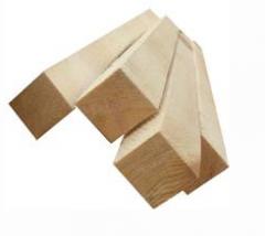 Whetstone wooden tare of an alder