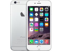 Смартфон Apple iPhone 6 16GB Silver, код: 100332