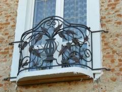 Балконы  кованные, Хмельницк