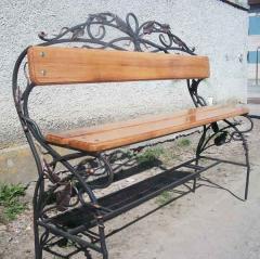 Кованая мебель, мебель на заказ, Хмельницк и область