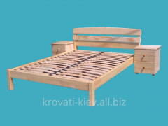 "Wooden bed of ""Alexander"