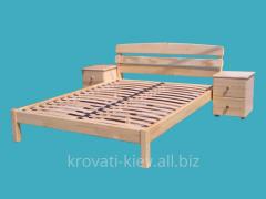 """Wooden bed of """"Alexander"""