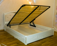 Beds from a warehouse with the lifting mechanism
