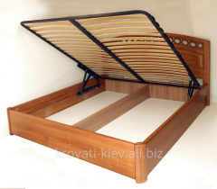 Bed with the lifting mechanism 140х200