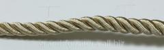 Шнур витой 8 мм,  Арт. 3272