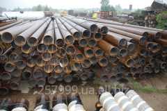 Pipe steel seamless f273kh7