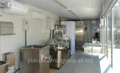 Equipment for processing of mea