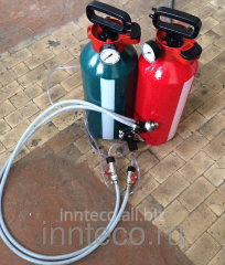 Equipment for production of polyurethane foam