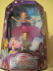 The fairy of Flying Fairy with a support - a doll
