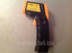 Temperature measuring instrument remote
