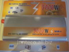 Inverter 3000 of W
