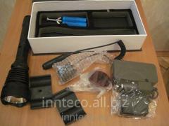 Subbarrelled tactical small lamp of Bailong BL-Q