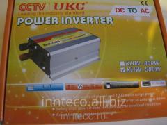 The inverter, the converter, the inverter of