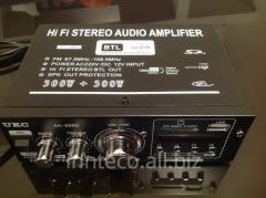 Amplifier of a sound AK-699D UKC