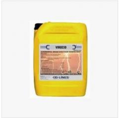 Means for disinfection of Virocid 10 of l