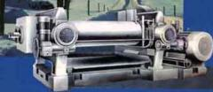 Rollers for rubber and plastics processing