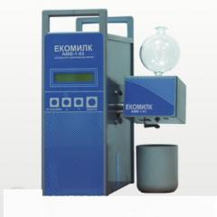 Анализатор соматических клеток в молоке  EKOMILK