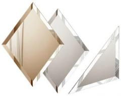 Mirror tile of any sizes with fatsety