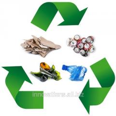Innovation: Technology of utilization of organic