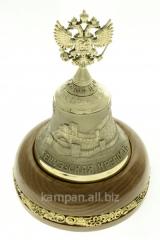 Hand bell of. Pike perch. Genoa krepost.s