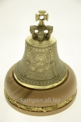 Hand bell St. Belief, St. Hope, St. Lyubov and