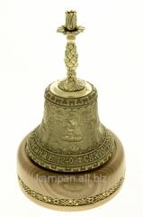 Hand bell Pochayevskaya Lavras candlestick, K3202