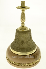 Hand bell of Bila Tserkva with the image of