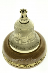 Hand bell of. Pike perch. Genoa krepost.s tower,