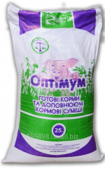 BMVD concentrate for pigs (3320) starter of 25%