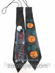 Tie for Halloween