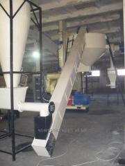 Scraper conveyor (conveyor)