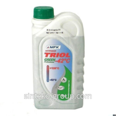 Антифриз TRIOL Professional Green (- 42ºС) 5.3 кг