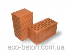 Кирпич керамический двойной 2НФ Теплокерам