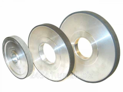 Diamond wheels for the jeweler industry