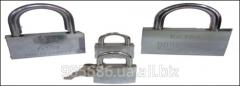 EXTRA padlocks of 30,40,60,80 mm