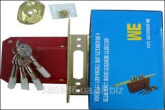 3М 189-5к врезные замки, системы безопасности