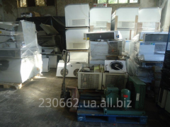 WHOLESALE SALE of air coolers and heat exchangers